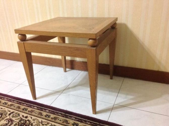02 BEAUTIFUL SIDE LOUNGE TABLES - SELLING CHEAP AT $35