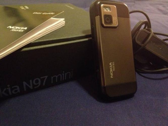 $160 Nokia N97 mini