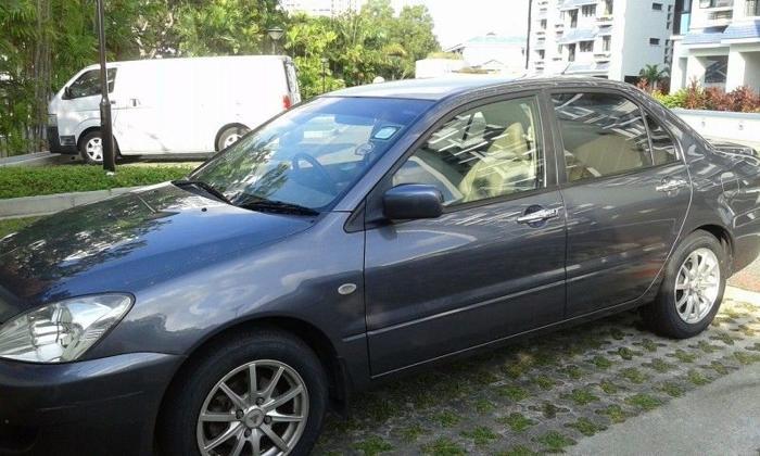 2007 Mitsubishi Lancer Sedan