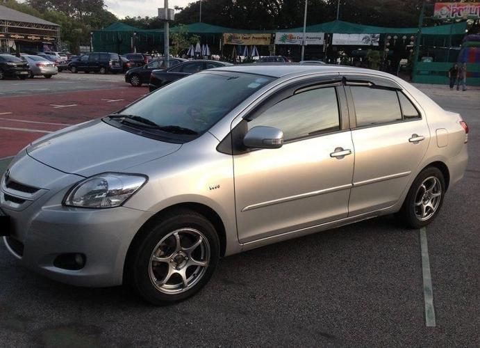 2007 - Toyota Vios 1.5G (A) silver