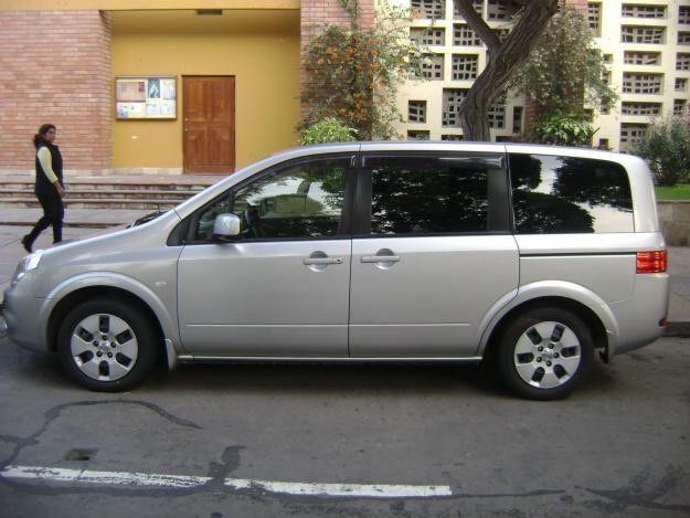 2008 Nissan Lafesta MPV