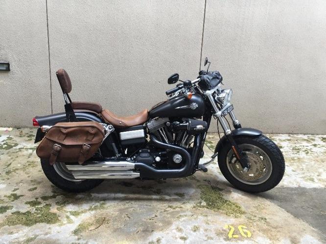 2010 Harley-Davidson Dyna / FXR for Sale in Balmoral Road ...