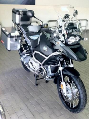 2011 BMW R-Series