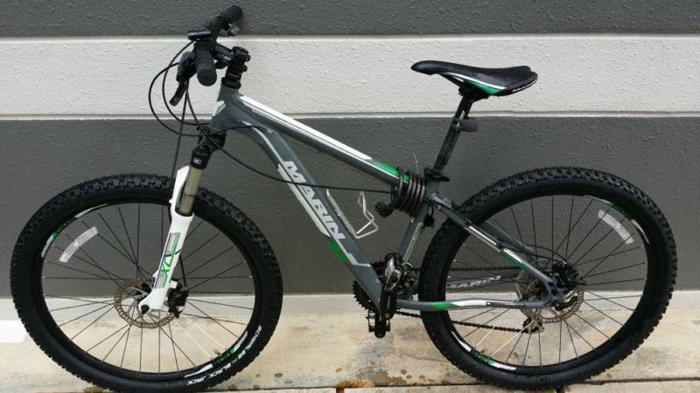 2014 Marin Mountain Bike for Sale