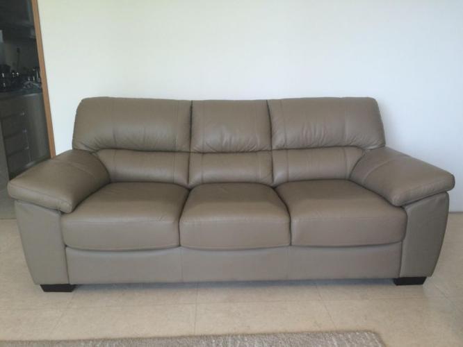 2+3 Seater Sofa, leather