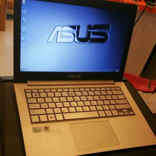 2nd hand asus ux31e i5 with 128GB SSD at 499
