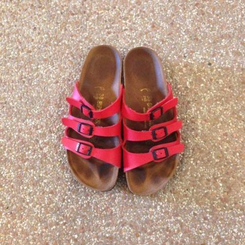 2nd hand Lady Birkenstock sandals size 38 for sale