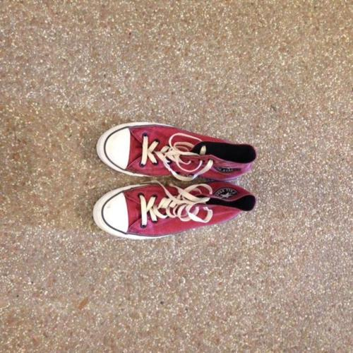 2nd hand Lady Converse High Cut shoes size 6 for sale