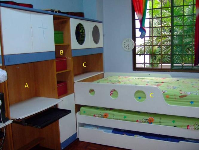 3 In 1 Bunk Beds For Sale For Sale In Toh Tuck Road North Singapore