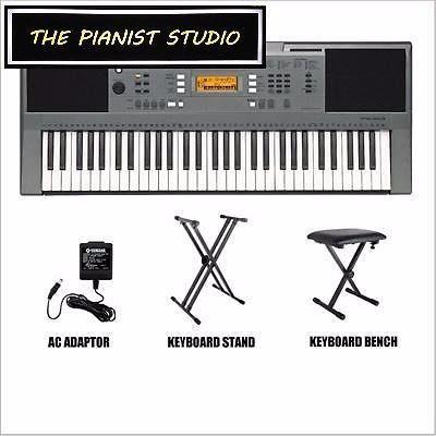 [$308] THE PIANIST STUDIO | Yamaha Keyboard PSR E353