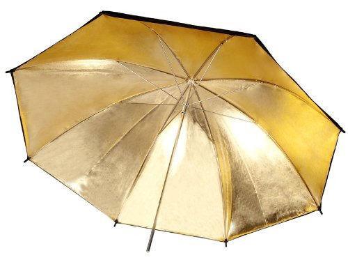 33 inch gold Reflective Umbrella