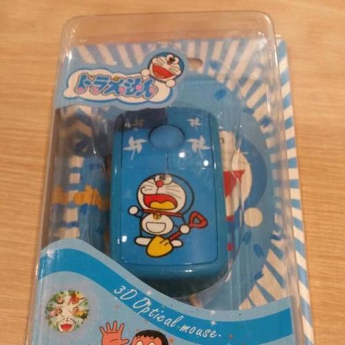 3D optical mouse ( Doreamon ) ( New Price )