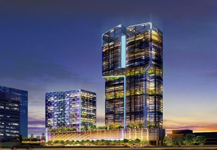 *4 New Tanjong Pagar Condos, New Waterfront City,