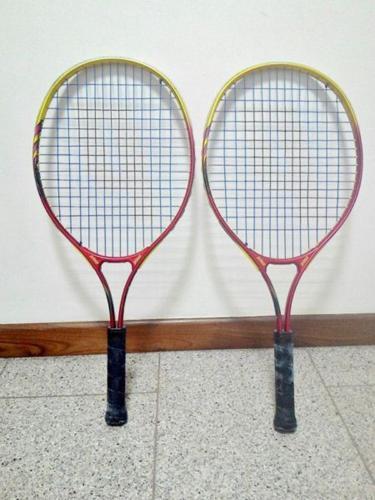 5 pcs assorted Head /Prince/ Wilson Junior Tennis