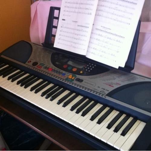 61 Key Portable Electric Keyboard