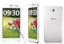 6 months old LG G PRO white for sale
