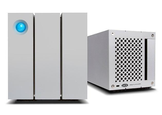 6TB LaCie 2Big RAID Storage Thunderbolt USB3 New +