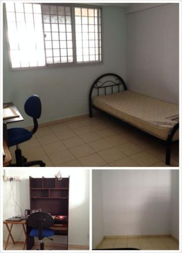 720 Yishun st 71, common room for rent.