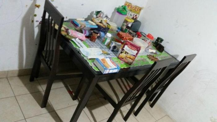 7PC Dinning table