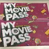8 Cheap Cathay Movie Vouchers Valid Till 15/4/15