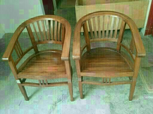 A149 - Solid Teakwood Chair (3 pcs Avail)