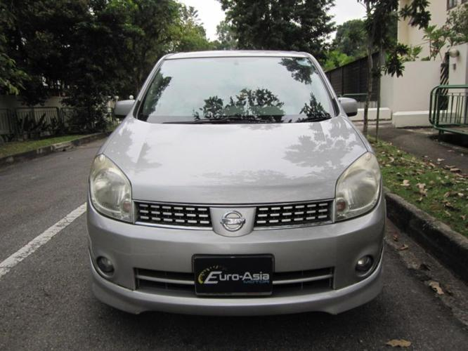 A Sep 2006 Nissan Lafesta 2.0A S For Sale