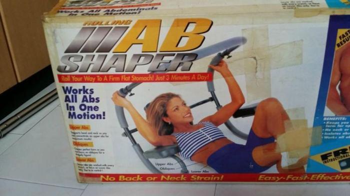Ab Rolling Shaper