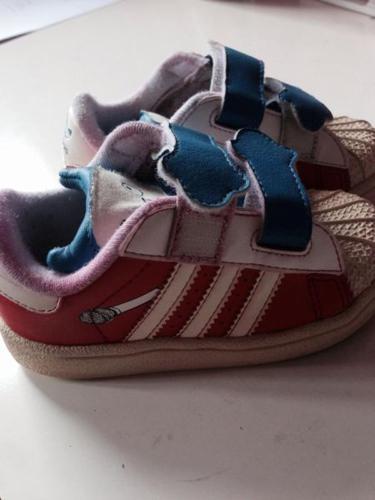 Adidas track shoe