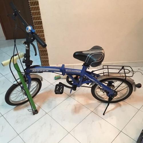 Aleoca Cartilla U/3 Cycle for sale with Air pump
