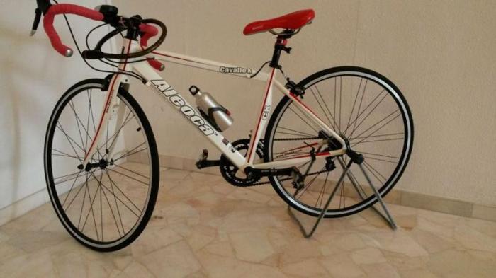 ALEOCA CAVALLO X- AB70016-CX Road Bike -Condition 10/10