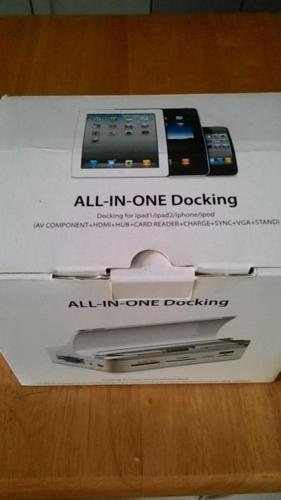 ALL-IN-ONE Docking