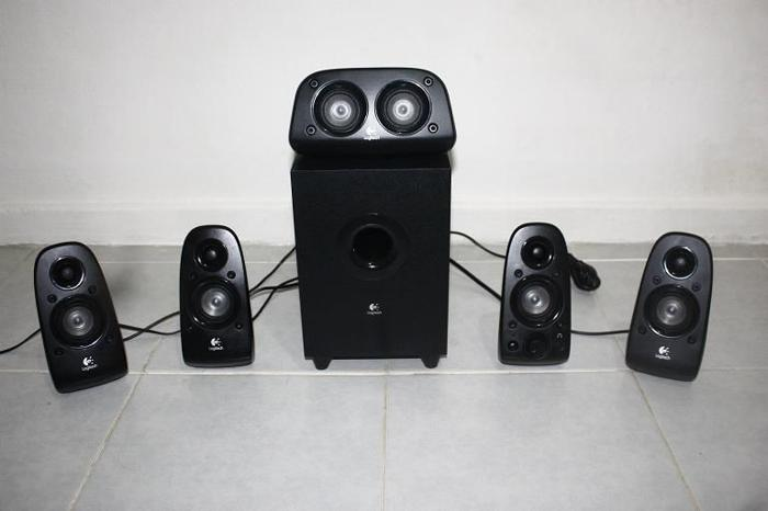 WTS: Almost New! Logitech Z506 5 1 Gaming Speakers @ $75 for