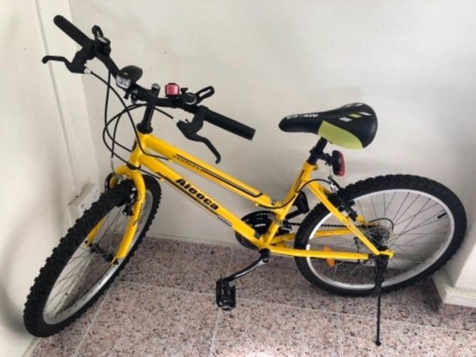 Almost new rarely used Aleoca Gear bicycle. $100