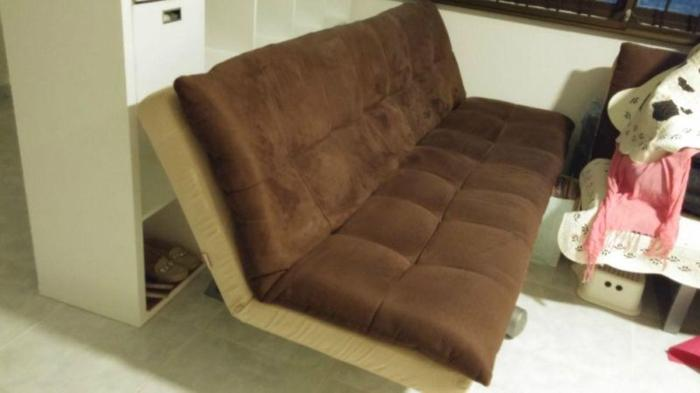Almost New Sofa Bed from Courts (UP S$1339)