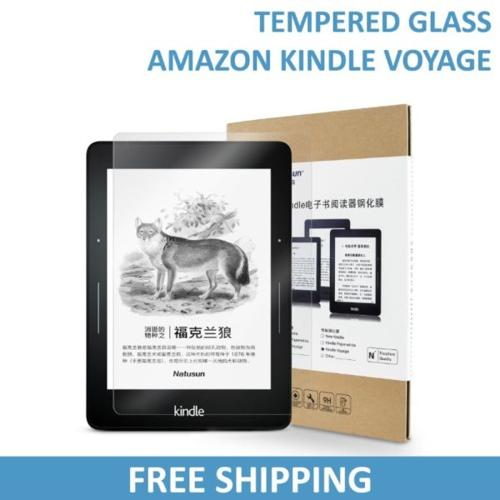 Amazon Kindle Voyage Tempered Glass / 0.2mm / Clear