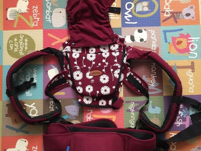 Anakku Baby Carrier Only Used Once For Sale In Jurong West
