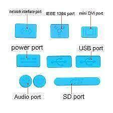 Anti-dust Plug Cap for MacBook Pro / Air, iPad & iPhone