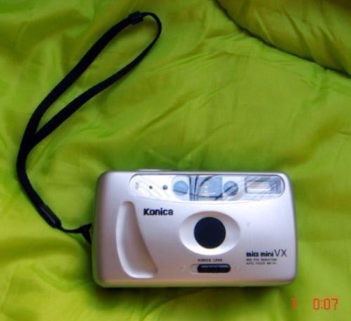Antique Collectible - Camara Konica Big Mini VX 35mm