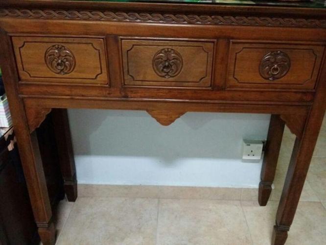 antique console for sale