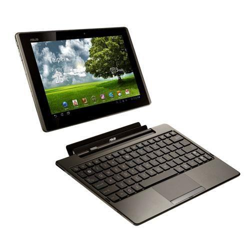 ASUS Eee Pad Transformer TF101G with detachable