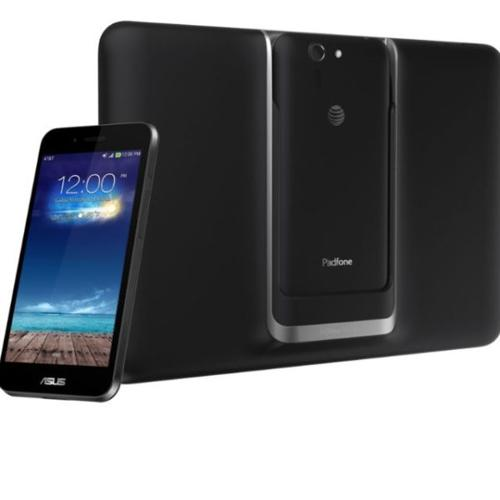 Asus Padfone 2 With tablet