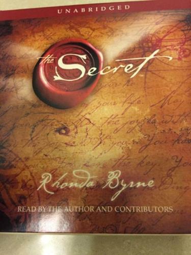 The Secret Book Audio
