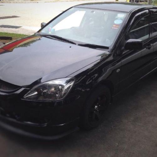 Aug 06 Mitsubishi Lancer Ralliart Turbo 1 8A for Sale in