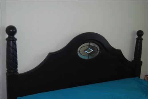 Australian King size bed and Latex mattress