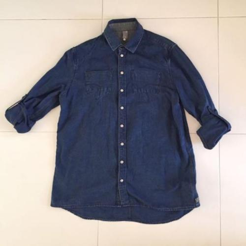 Authentic G-Star Denim Shirt