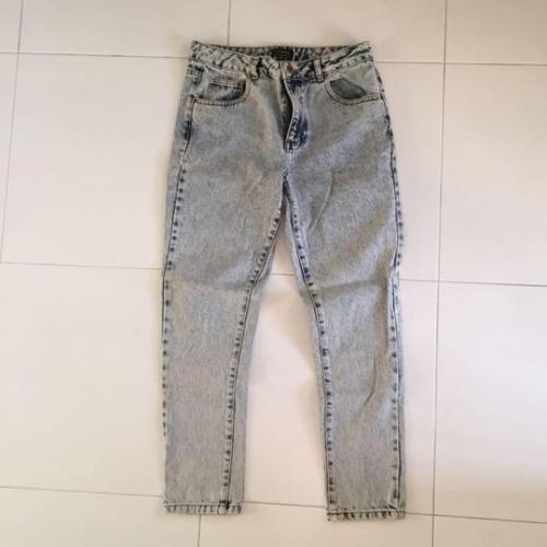 Authentic Warehouse Grandmom Jeans