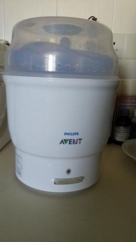 Avent steam sterilizer