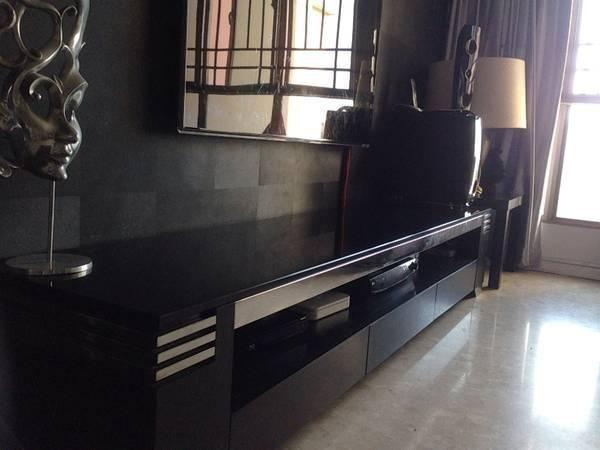 Awesome Imported TV Console (black)