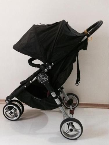 Baby-Jogger-Stroller-Black