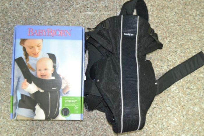 Baby Bjorn Baby Carrier-Brand New!